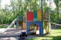Spielplatz am Grootsee